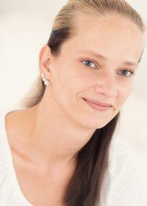 Katja Weber; Zahnmedizinische Fachangestellte (derzeit in Elternzeit)